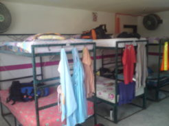 dorm in mexico