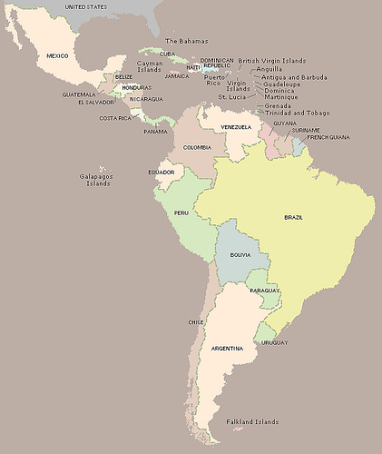 latin america two north america two results