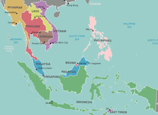 Backpacking Budget For Southeast Asia Myfunkytravel