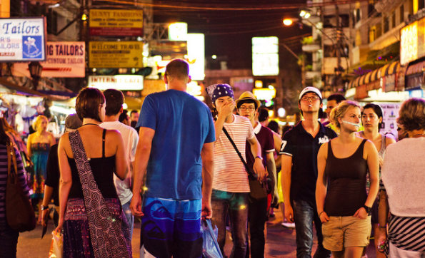 khaosan road backpackers