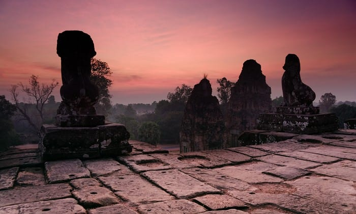 Southeast Asia travel itinerary