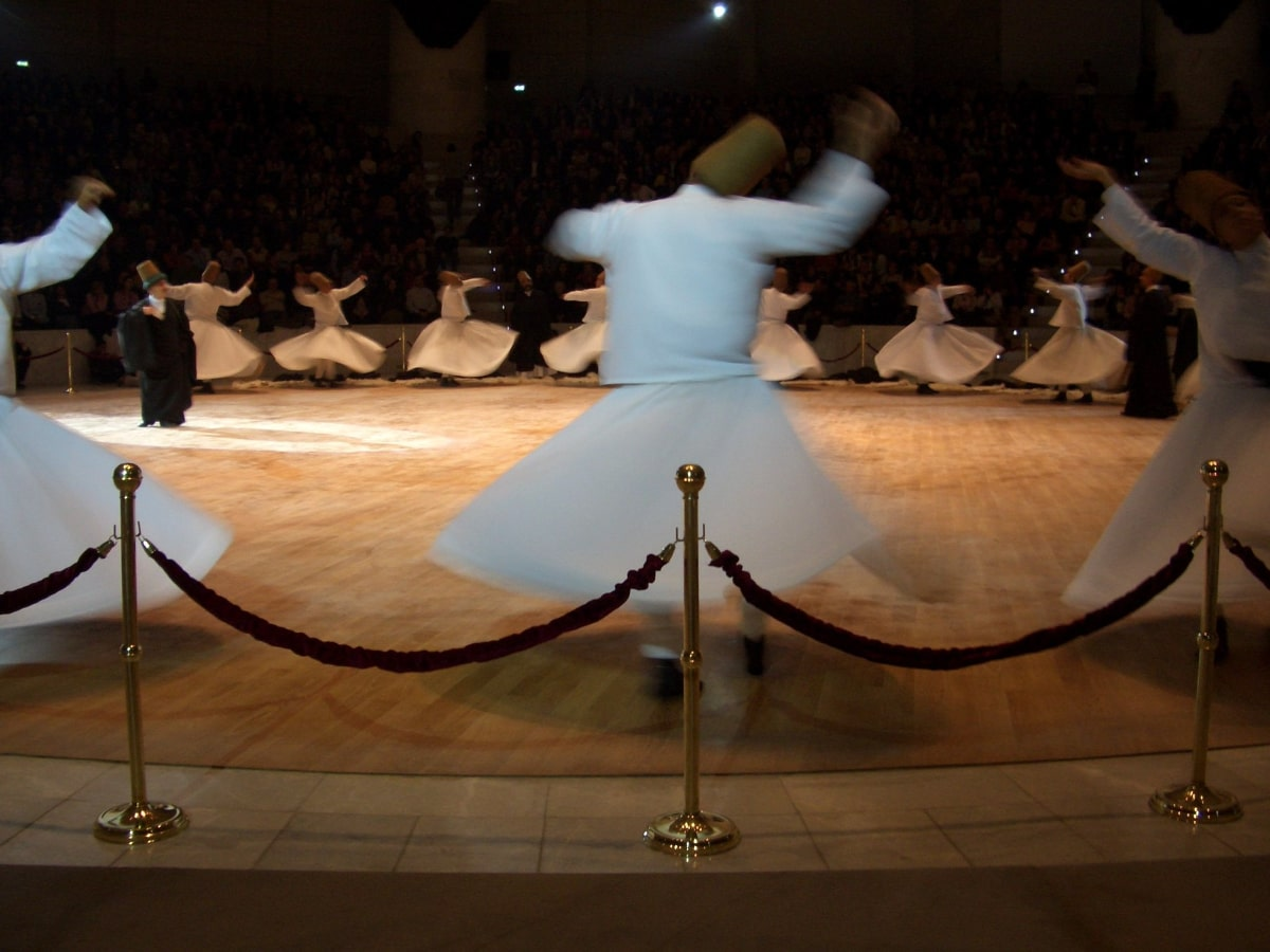 Whirling Devishes