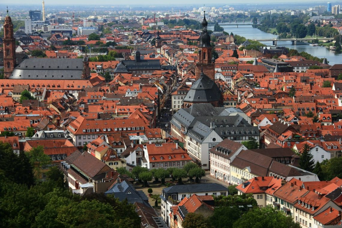 where to go in Germany in summer