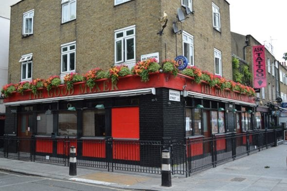 funky things to do in London