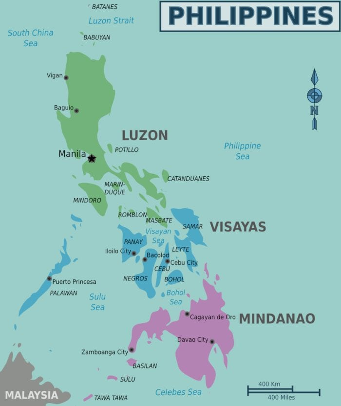 Philippines Backpacking Budget