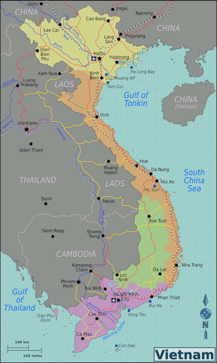Vietnam Cost of Travel 2019 - Suggested Daily Budgets