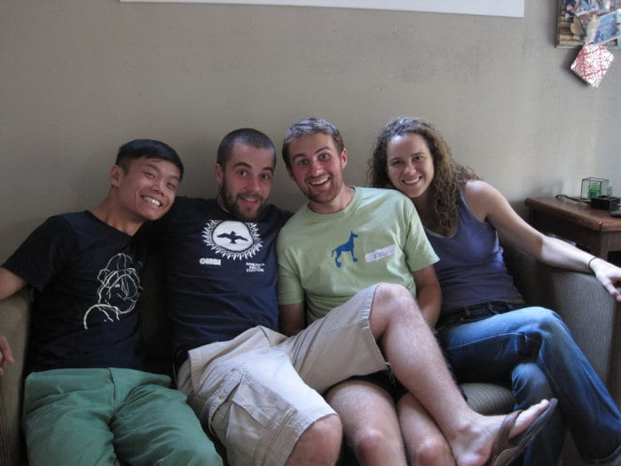 how to meet people and make friend as a backpacker