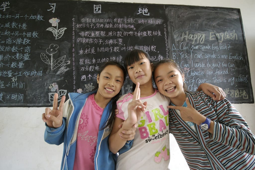 Things to consider before you teach English in China