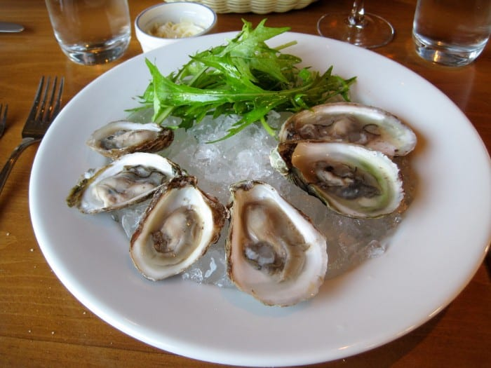 Malpeque Bay Oysters