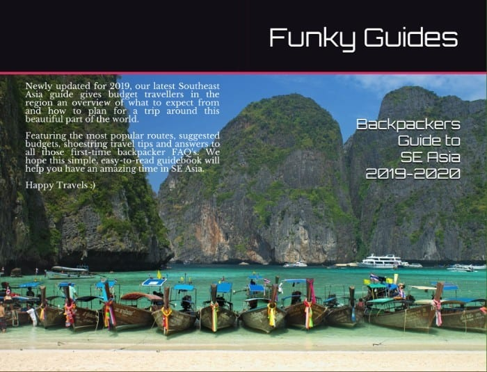 Southeast Asia backpackers guide 2019-2020
