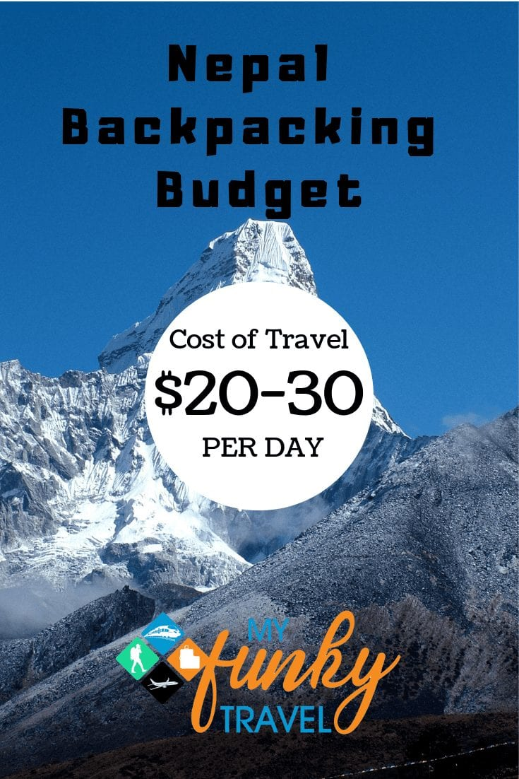 Nepal Cost of Travel 2019 - Suggested Daily Budget & Sample Prices