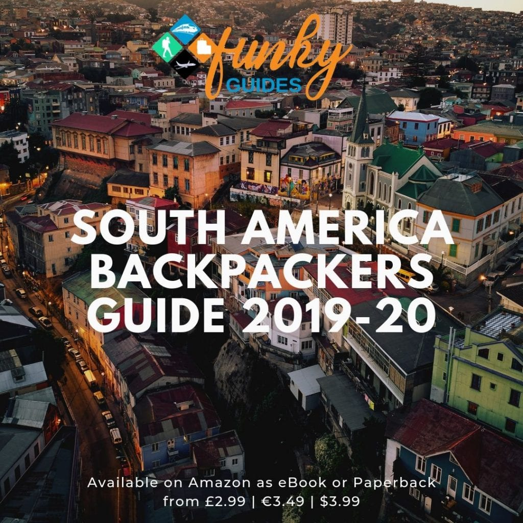 South America Backpackers Guidebook
