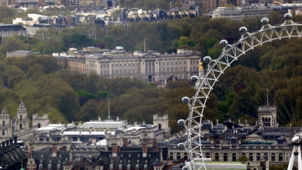 London backpacking guide