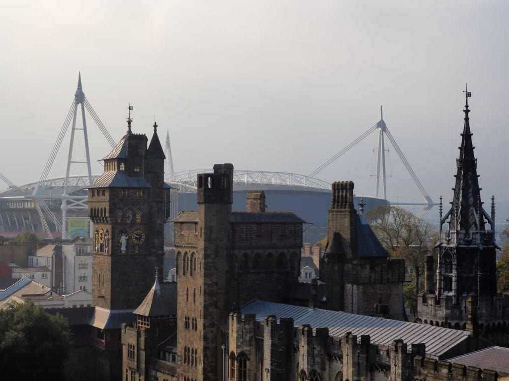 best cities to live in Wales