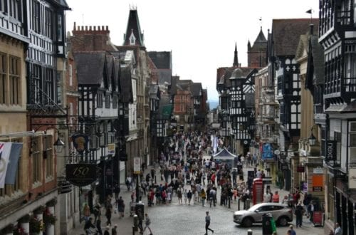 cheapest cities to live UK