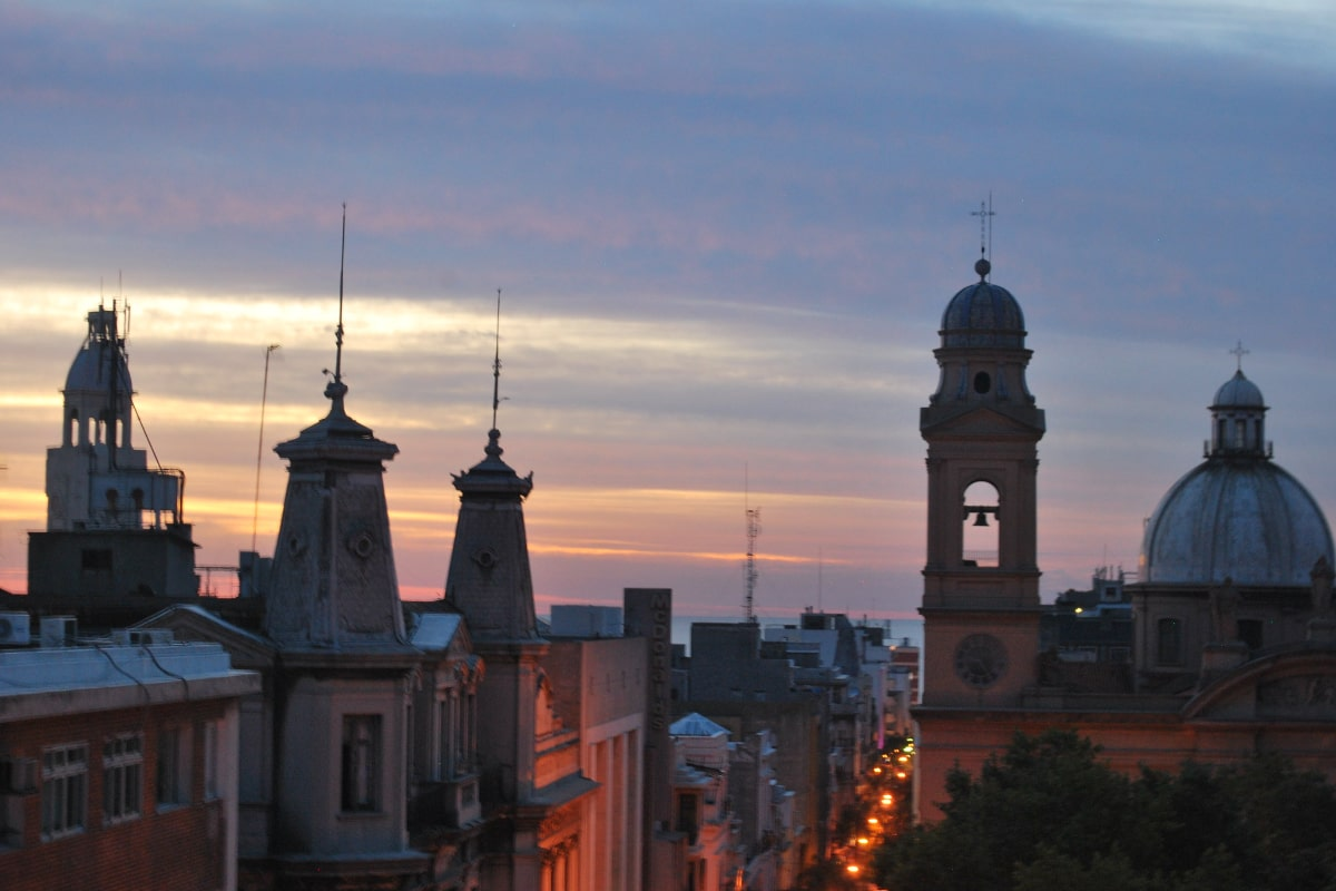best cities to live in South America