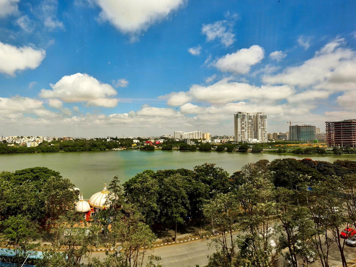Bangalore - one of the best cities to live in India