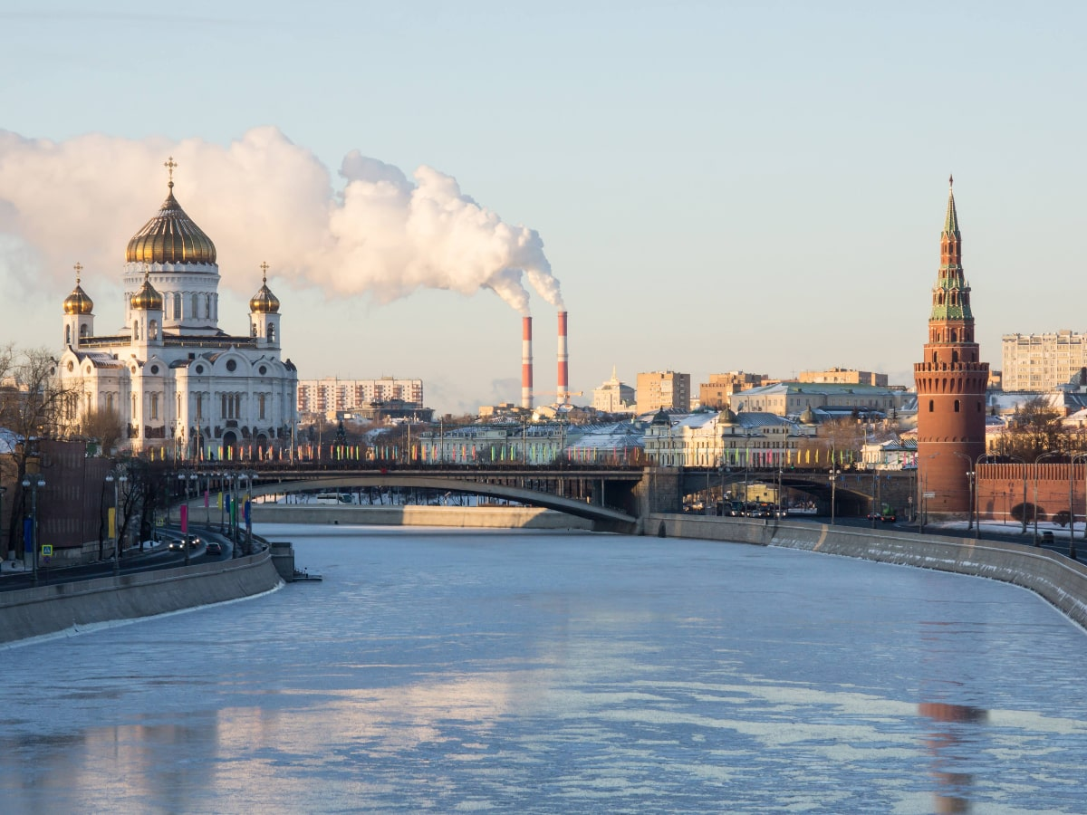 largest country - Russia