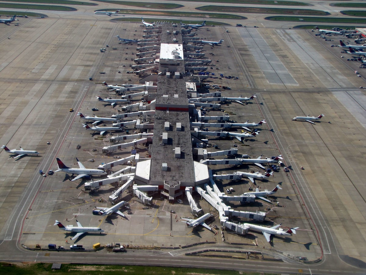 Busiest airport in the USA